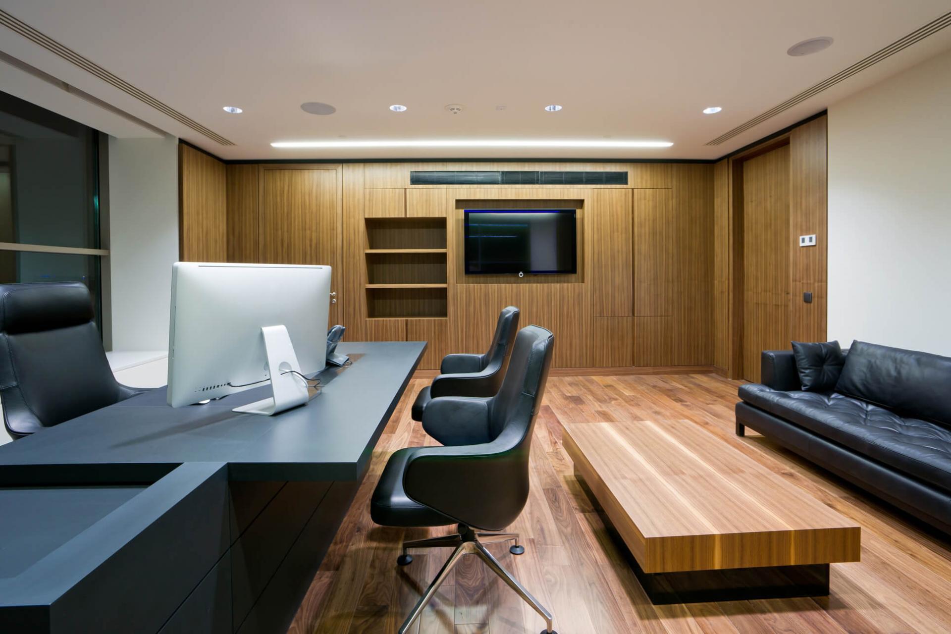 Просторный офис для компании