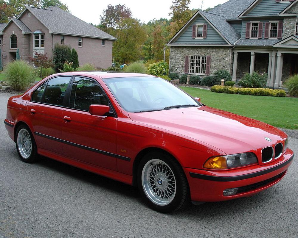 BMW 3 серии VII (G2x)